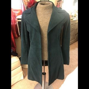 NEIMAN MARCUS the leather collection Jacket size M